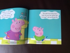 Peppa Pig Dental